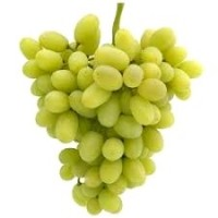 Green seedless grapes ≈ 1kg
