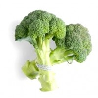 Brocoli one bunch ≈ 1lb