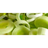 Sliced and washed ready to cook leeks ≈ 250g