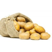 White potatoes bag of 10lb