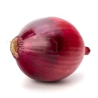 Red onion (one)