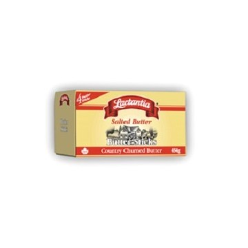 Lactantia salted butter sticks (4) 454g