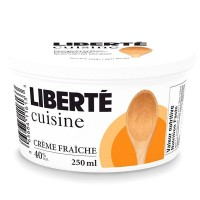 Liberte fresh cream 250ml