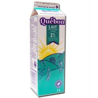 + Quebon milk 1l carton