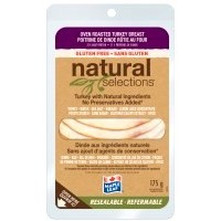 + Natural Selection sliced deli 175g
