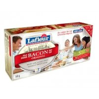 + Lafleur fully cooked bacon 90g