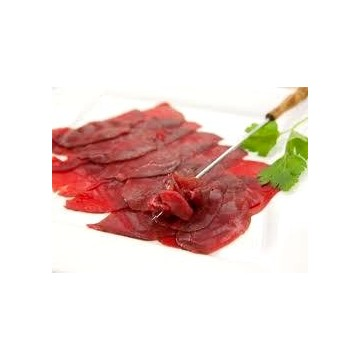 Beef slices for chinese fondue 300g (frozen)