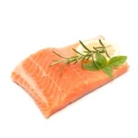 + Fresh atlantic salmon fillet 8.99$/LB