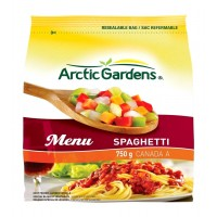 + Arctic Gardens vegetables 600g-750g