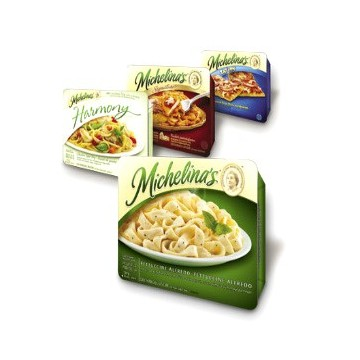 + Michelina's frozen dinners 128g-284g