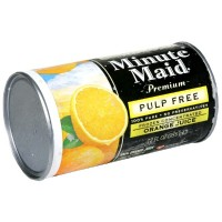 + Minute Maid frozen concentrated juice 295ml