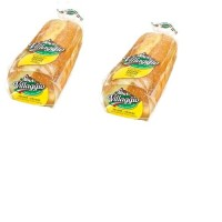 + Villaggio sliced bread duo 2x 675g