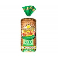 + Country Harvest vitality sliced bread 600g