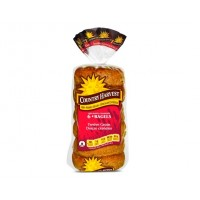 + Country Harvest bagels (6) 450g-540g