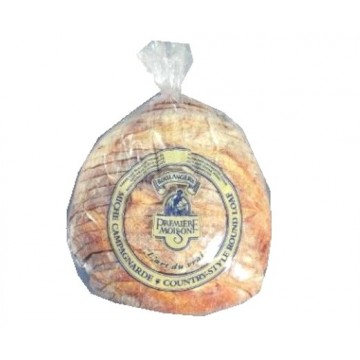 Premiere Moisson country style round loaf (sliced)
