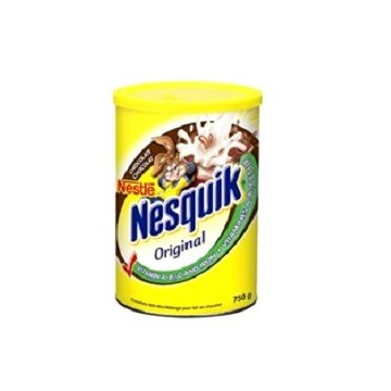 Nesquik chocolate powder mix 540g