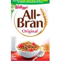 Kellogg's All Bran cereals 525g