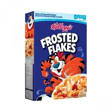 Kellogg's Frosted Flakes cereals 425g