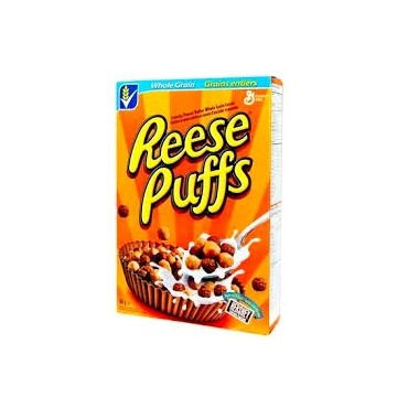 General Mills Reese Puffs cereals 365g