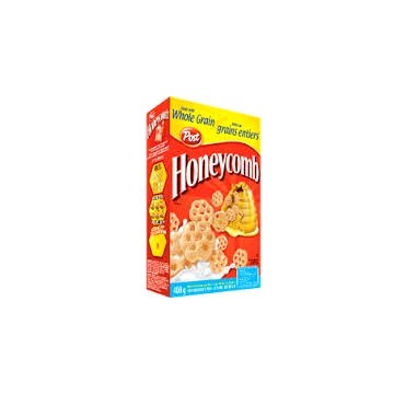 Post Honey Comb cereals 595g (family size)