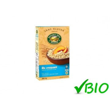 + Nature's Path organic gluten free cereals 284g-400g