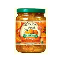 + Double Fruit sugar free jam 375ml