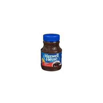 + Maxwell House instant coffee 150g-200g