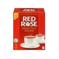 Thé Red Rose orange pekoe (72) sachets