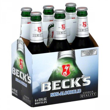 Beck's non-alcoholic beer 6x 330ml