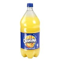 Orangina sparkling orange drink 1.75l