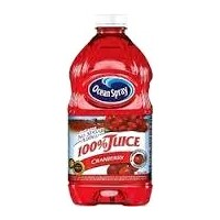 + Ocean Spray cranberry 100% juice 1.89l