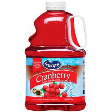 + Cocktail de canneberges Ocean Spray 3l