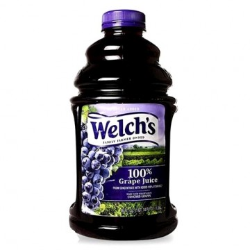Welch's 100% grape juice 1.36l