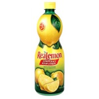 Realemon lemon juice 945ml