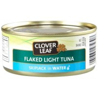 + Clover Leaf light tuna in water 170g