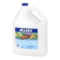 Allen's white vinegar 4l