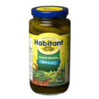 + Habitant gherkins pickles 375ml