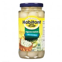 + Habitant marinated white onions 375ml