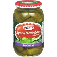 + Bick's mini pickles 1l