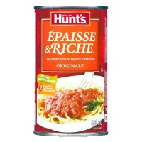 + Hunt's Rich & Thick pasta sauce 680ml