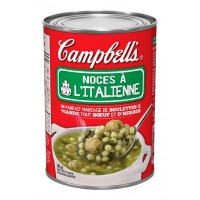 + Soupe Campbell's 540ml