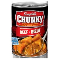 + Soupe Chunky de Campbell's 540ml