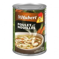 + St-Hubert soup 540ml