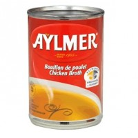 + Aylmer broth 284ml
