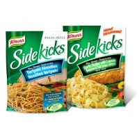 + Plat d'accompagnement Sidekicks Knorr 111g-167g