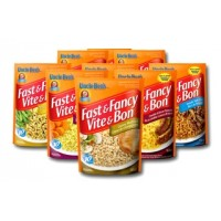 + Uncle Ben's fast & fancy seasoned rice 165g