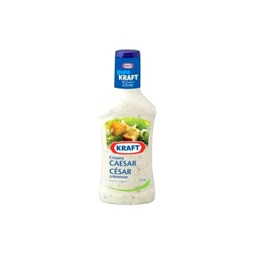 + Kraft salad dressing 475ml
