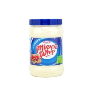 + Kraft Miracle Whip spread 890ml