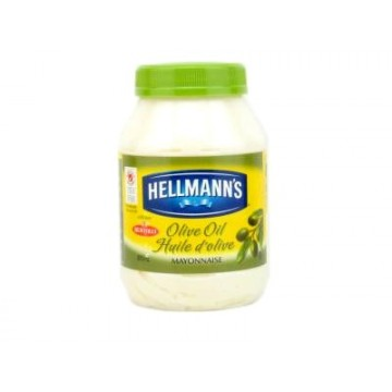 + Hellmann's real mayonnaise 890ml