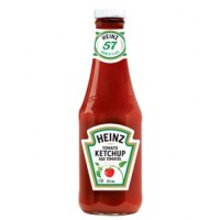 + Heinz original ketchup 375ml